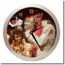 Elvis clocks