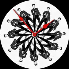 Elvis clocks
