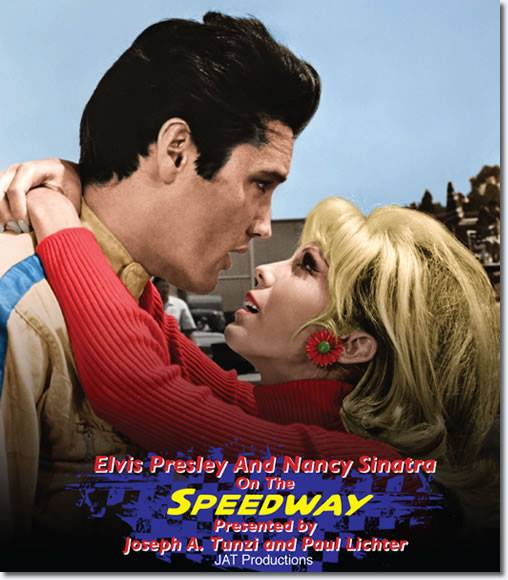 1967, Elvis Presley was working on his twenty-seventh film Speedway