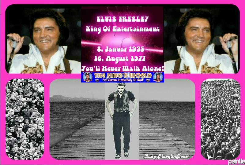 36th Anniversary of Elvis' passing