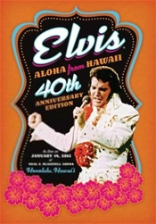 New Elvis DVD Aloha From Hawaii 40th Anniversary Edition