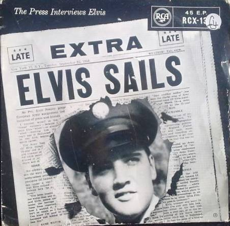 The Press Interviews Elvis