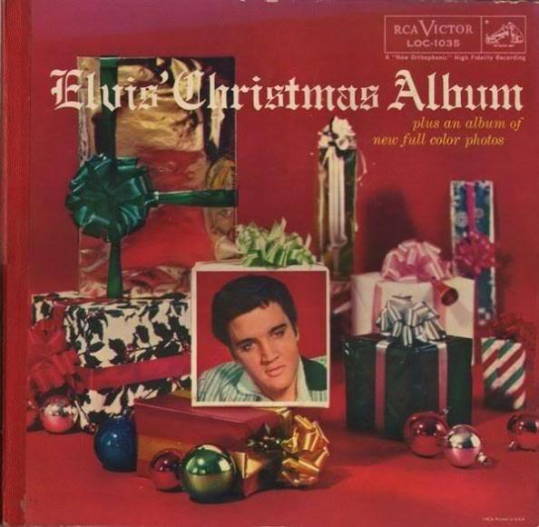 1957, Elvis Presley's Christmas Album