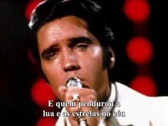 Elvis Presley Somebody Bigger Then You And I