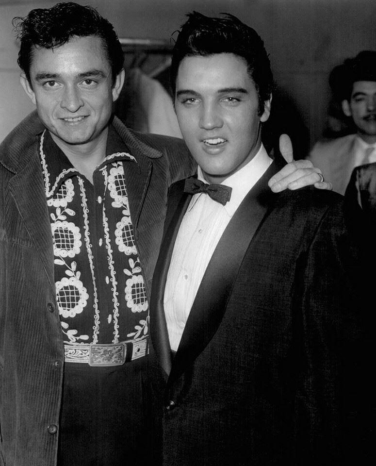 Johnny & Elvis