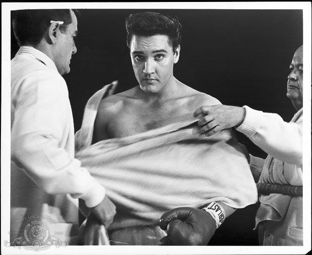 October 23, 1961 Elvis started with Kid Galahad
