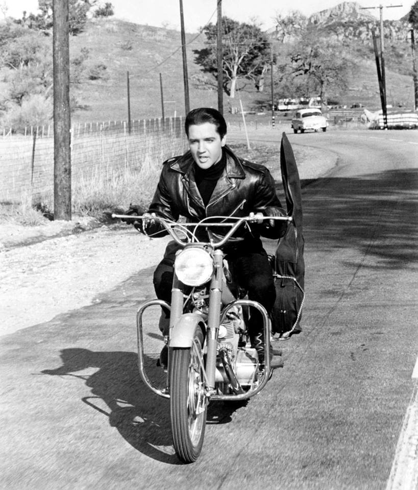1964, ELVIS PRESLEY's 16th movie, Roustabout is released by Paramount