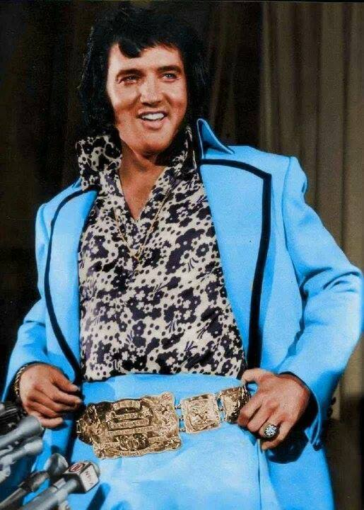 Elvis Presley Madison Square Garden Press Conference 9th June 1972 2