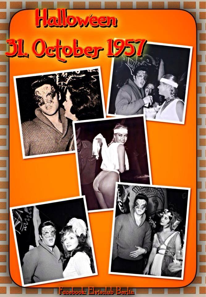 Halloween 31 October 1957