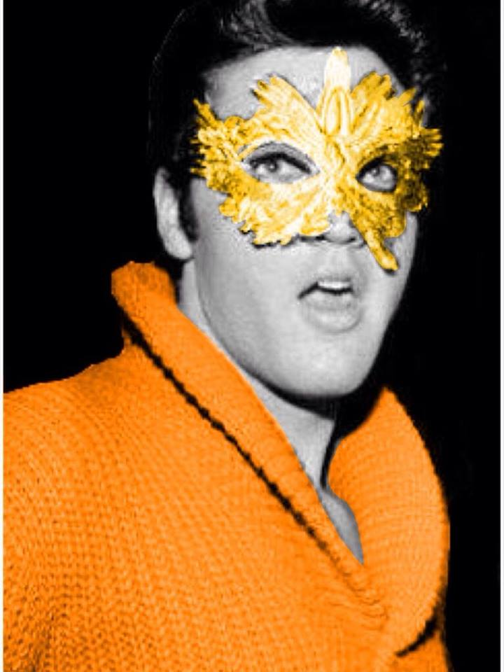 Mask | The Wonder of ELVIS by MarilenaThe Wonder of ELVIS by Marilena