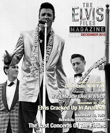 The Elvis Files Magazine December 2013