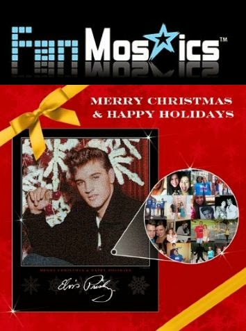 Elvis style. Submit your photo and help Graceland shine this Christmas