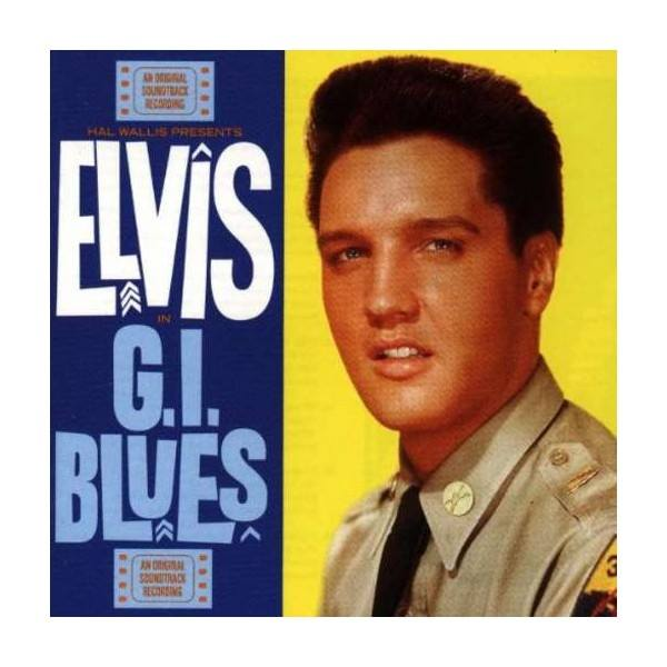 1960, Elvis Presley began a ten-week stay at No.1 on the US album chart with 'G.I. Blues'