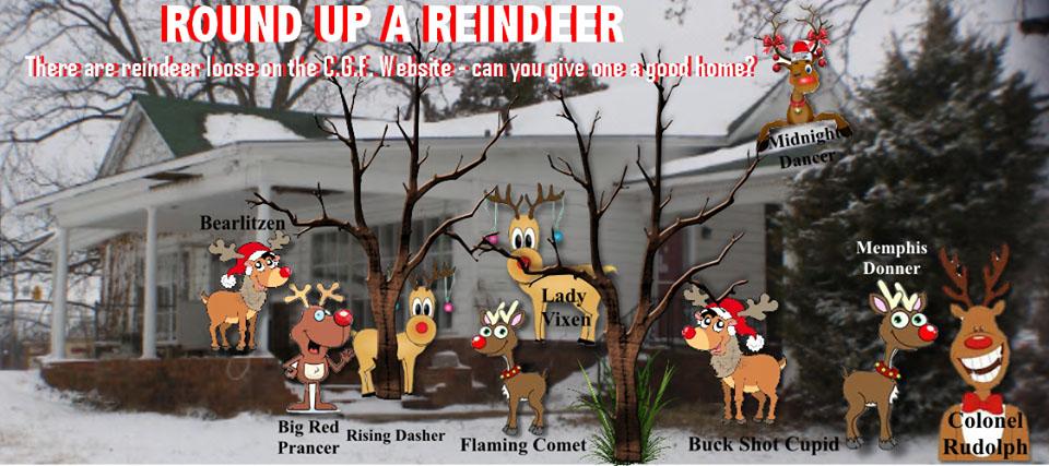 Special Circle G Reindeer