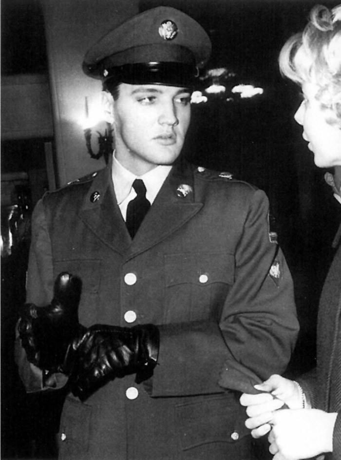 Elvis In Army