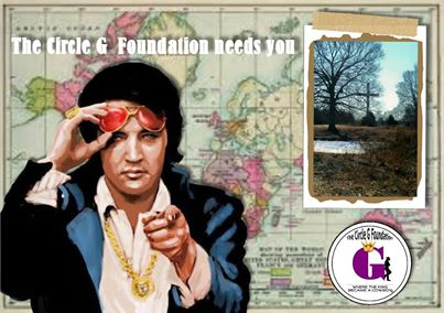 The Circle G Foundation needs you