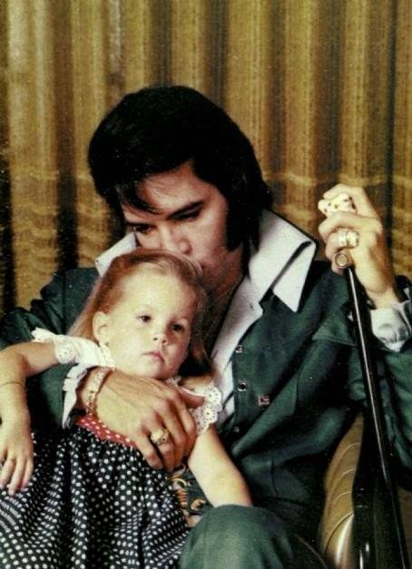 Elvis & Lisa 1