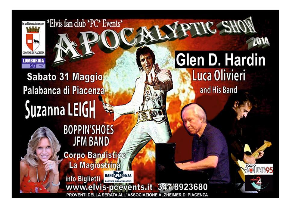 Apocalyptic Show 31.05.14