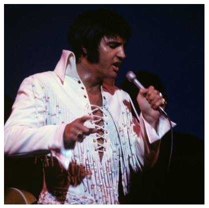 Elvis live in Las Vegas August 10, 1970