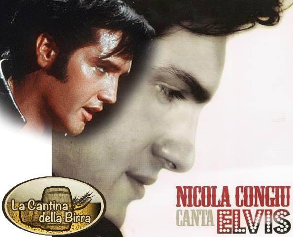 Nicola Congiu canta ELVIS 2