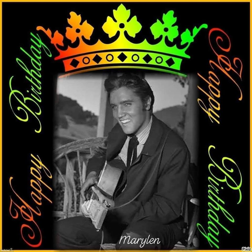 Happy 84th Elvis Birthday