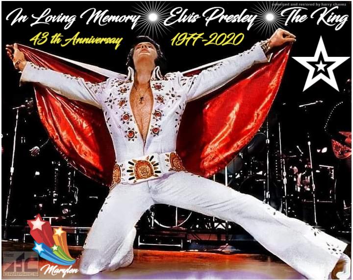 In Loving Memory Elvis Presley (1)